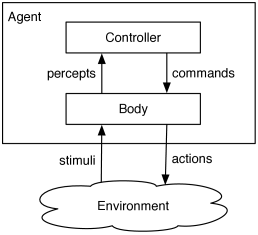 An agent system and its components